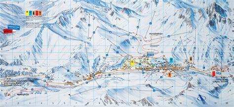 maps  obertauern ski resort  austria sno
