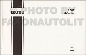 2007 Isuzu H