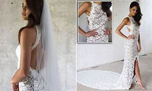 Grace Loves Lace launches 'naked' wedding dress