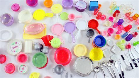 My Doll Kitchen Utensils Collection   simplekidscrafts