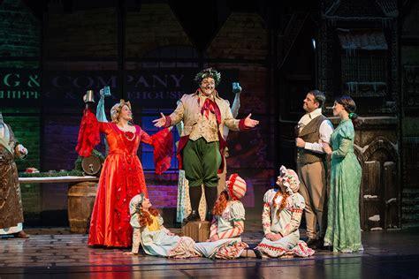 charles dickens christmas carol vilar performing arts center
