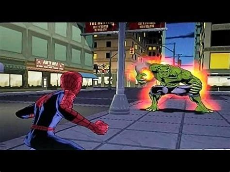 ultimate spider man  game ps  green goblin