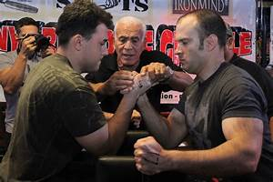 Queens Athletes To Compete At 39th Annual New York Arm Wrestling Championships In Flushing