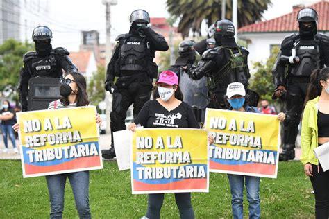 Colombia: Se registran disturbios en medio del paro ...