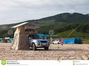 Tente De Toit Voiture : voiture avec la tente de toit stock images 21 photos ~ Medecine-chirurgie-esthetiques.com Avis de Voitures