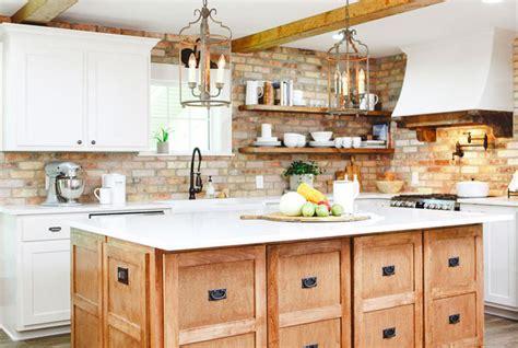 Permalink to Modern Farmhouse Kitchen Ideas