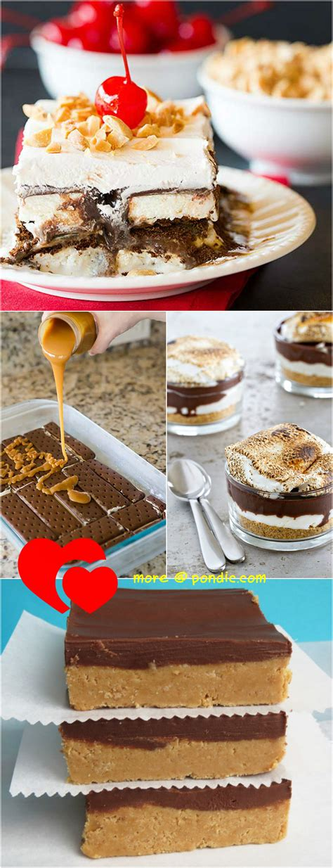 30 insanely easy no bake dessert recipes you should try pondic