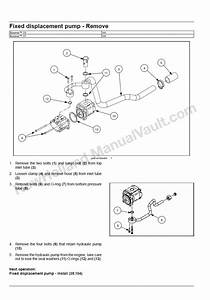 New Holland Boomer 33  37 Tractor Service Manual
