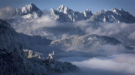 winterbilder schnee eis und kaelte reisereporterde
