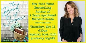 New York Times Bestselling Author Michelle Gable Presents ...