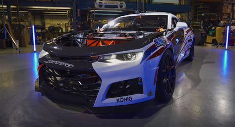 electric  hp camaro el  compete  formula