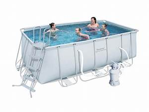 Piscine Hors Sol 4x2 : piscine tubulaire pro x x m filtre sable 78780 ~ Melissatoandfro.com Idées de Décoration