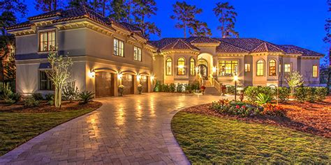 Luxury Home Plans With Pictures by Luxury House Plans Randy Jeffcoat Builders