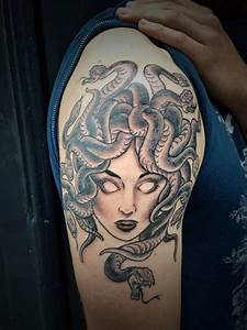 55+ Extraordinary Medusa Tattoo Designs - Tattoos Hub