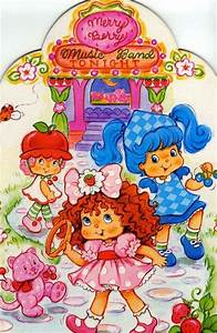 Strawberry Shortcake and Friends | Classic 80's Girl's ...