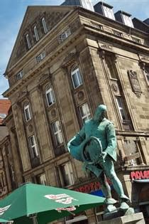 Stadswandeling Dortmund, shopping en erfgoed