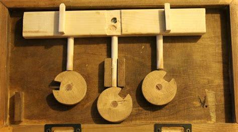 combination lock jewelry box woods box  woodworking