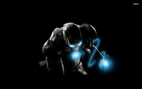 dark iron man wallpaper digital art wallpapers