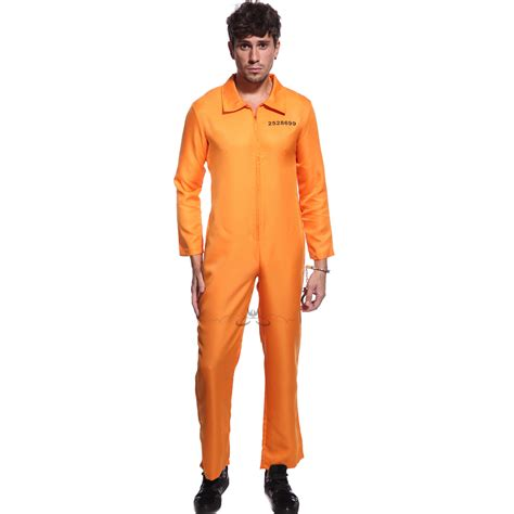 prison jumpsuits prison jumpsuit costume imgkid com the image kid