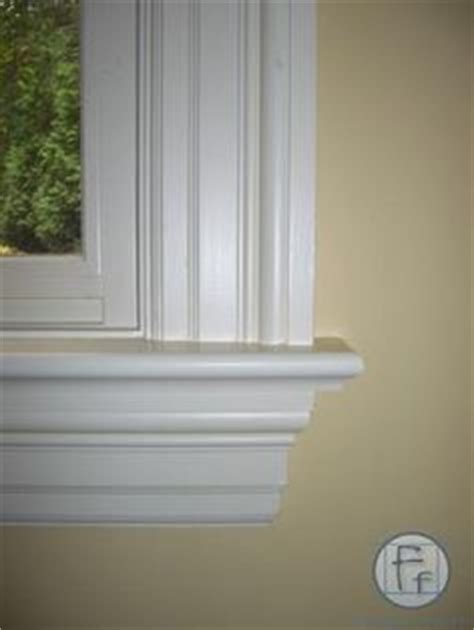 window trim ideas using aprons casing sills to dress