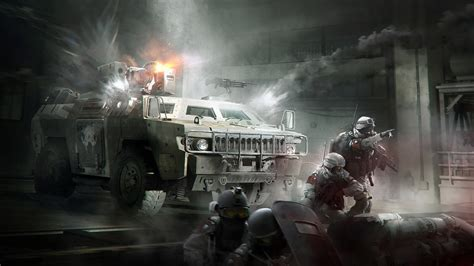 tom clancys  division concept artwork wallpapers hd