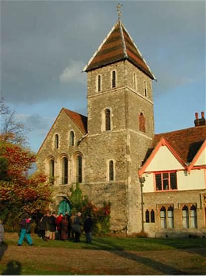 Davington Church Kent Mary St Magdalene Connell