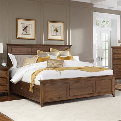 hudson bedroom set hudson bay king storage bedroom set free shipping