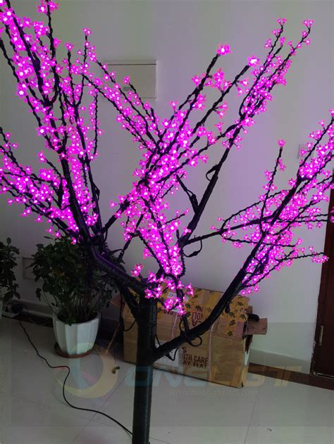 light up cherry blossom tree reviews online shopping