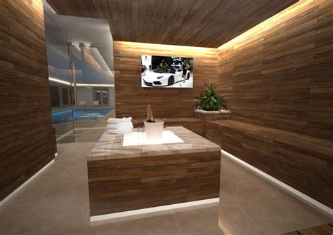 luxury steam room land with planning for exceptional new home the park lane group