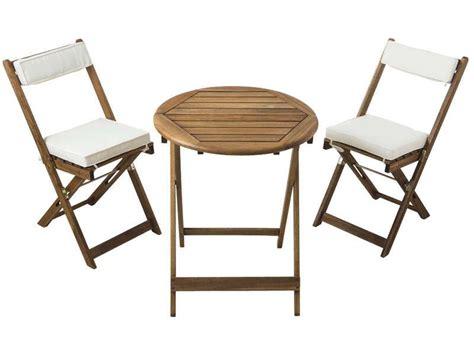 tables de cuisine alinea ensemble table 2 chaises pliantes coussins conforama