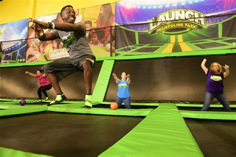 launch trampoline park find  location