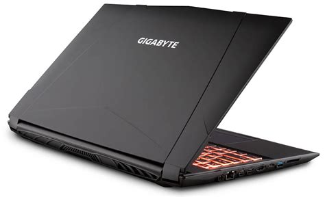 gigabyte announces two new 15 gaming laptops p56 and