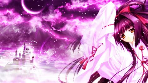 Pink Anime Wallpaper - pink wallpapers for 58 images
