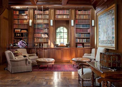 Home Library : Top Inspiring Home Library Design Ideas-top Inspired