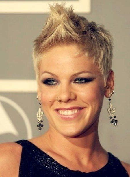 20 Collection Of Pink Short Haircuts