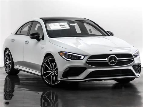 Explore the 2021 amg cla 35 coupe's features, specifications, packages, options, accessories and warranty info. New 2020 Mercedes-Benz CLA AMG® CLA 35 Coupe in #S000815 ...