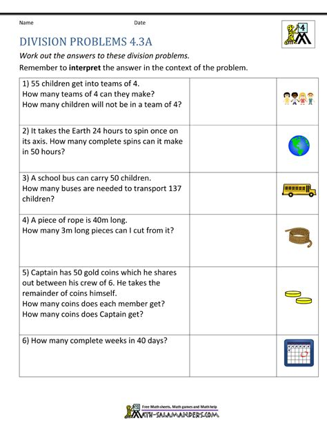 word problems with remainders worksheets quiz worksheet 1 variable division word problems study division word problems