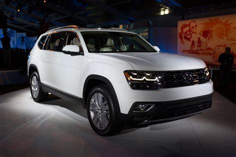 2018 Volkswagen Atlas 3row Suv Made In Us