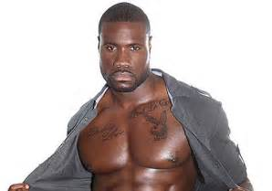 Black People Chest Tattoos