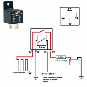 Neutral Safety Relay Wiring Diagram Safety Relays Basics
