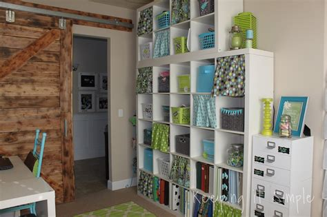 craft room decor ideas  craft supplies organization