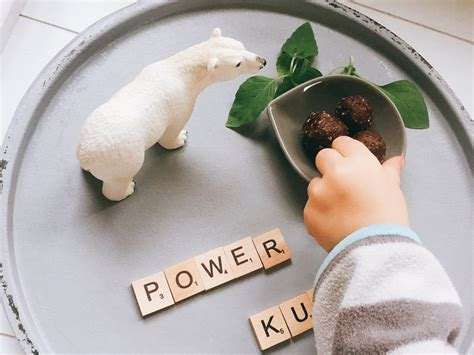 Energiebällchen Für Kinder, Gesunde Süssigkeit, Kein