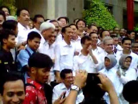 Jokowi Dan Teman Seangkatan Foto Bersama Youtube