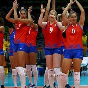 Official jersey women volleyball team Serbia : YU Sport Shop