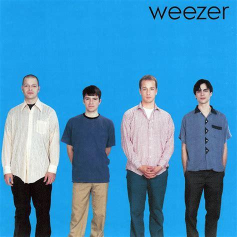 Carátula Frontal De Weezer  Weezer Portada