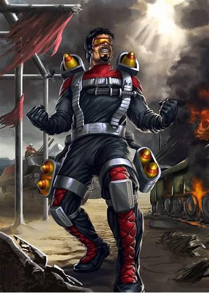 Joe Battleground Event Dreadnok Gi Metalhead Trials