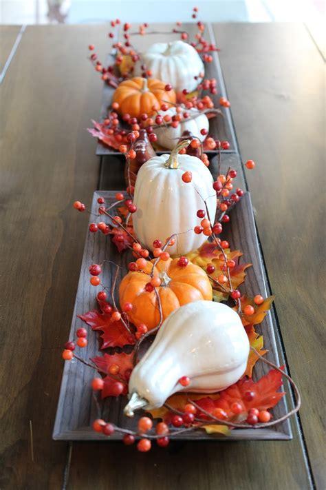 diy thanksgiving centerpiece ideas  decorations