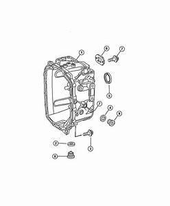 Dodge Ram 2500 Screw  M10x1 5x30  Mounting  Body 94  Shift