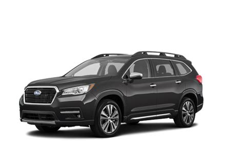 subaru ascent touring  car prices kelley blue book