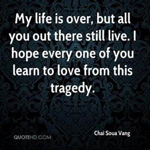 Love Quotes Over Tragedy. QuotesGram